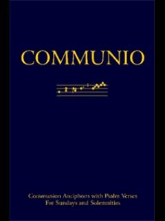 Communio | Church Music Association of America